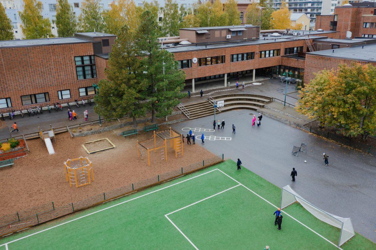 Vasa Ovningsskola Grundskola by Vilja Media65